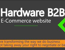 nº 17 pour Design a Banner for IT B2B Website par Manik012