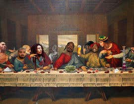 #5 for Illustrate Something parody of the last supper af ElAmriUtd