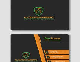 nº 29 pour Design a business card par victorartist