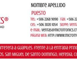 #22 for Renovación y diseño de Firma corporativa para correos by ArteFacto126