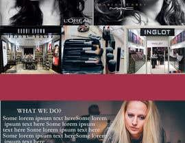 nº 15 pour Design a Website Mockup par lobar08