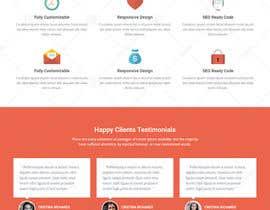 nº 7 pour Design a Website Mockup par doomshellsl