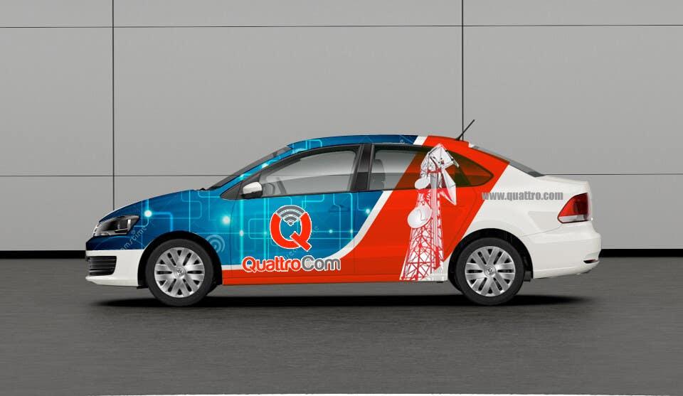 Proposition n°17 du concours Car Wrap design