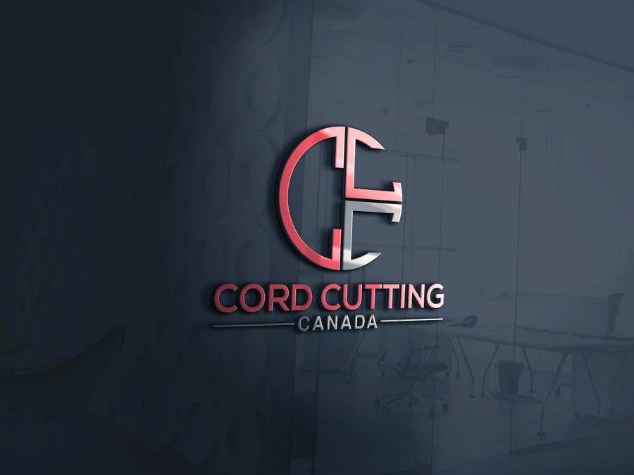 Proposition n°80 du concours Design a Logo for Cord Cutting Canada
