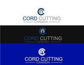 nº 130 pour Design a Logo for Cord Cutting Canada par LOGOWORLD7788