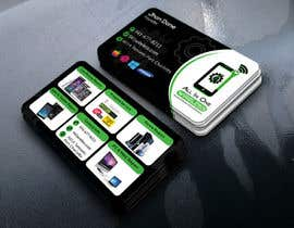 nº 25 pour business cards for mobile repair and parts sales par muhebafnan