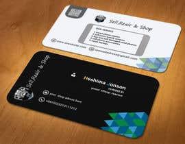 nº 31 pour business cards for mobile repair and parts sales par shahed367