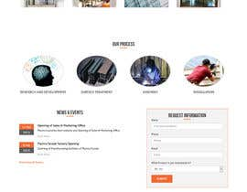 nº 2 pour Single page website for a cool tech product par bhavinpethani333