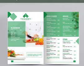 nº 81 pour Restaurant MENU Design (for Delivery restaurant) par sub2016