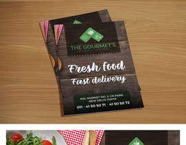 nº 66 pour Restaurant MENU Design (for Delivery restaurant) par Woyislaw