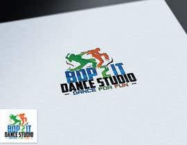 nº 52 pour Logo:- Bop 2 It Dance Studio par infosouhayl