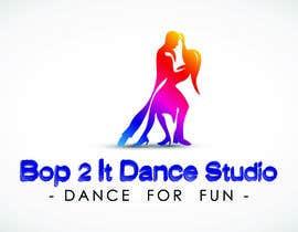 nº 26 pour Logo:- Bop 2 It Dance Studio par makwanajasmin