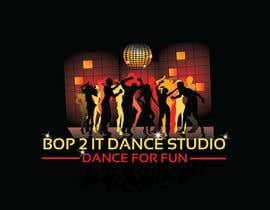 nº 57 pour Logo:- Bop 2 It Dance Studio par MuskanNadeem123