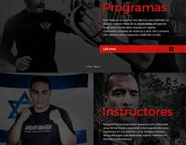 nº 40 pour Design a Website Mockup par surajit666