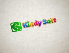 """nº 403 pour Design a Logo for """"Kindy Soft"""" par fireacefist"""