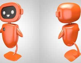 nº 16 pour Make a 3d model of our mascot for 3d printing par Karemradwan