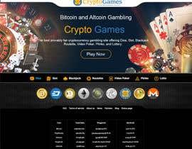 nº 43 pour Unique background image for casino website par nikiramlogan