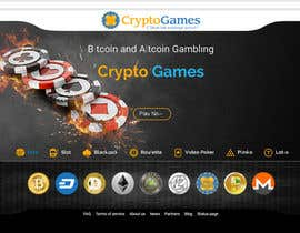 nº 24 pour Unique background image for casino website par ognjennn