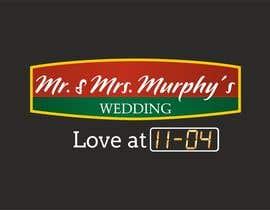nº 10 pour Wedding Invitation Logo par dellalimov