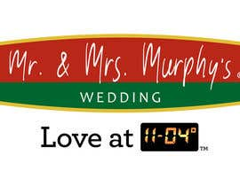 nº 32 pour Wedding Invitation Logo par Haroon50