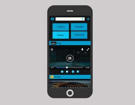 nº 62 pour need a graphic mockup for a mobile app par ATHULAB