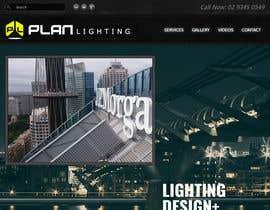 nº 103 pour Logo designed for lighting business par Code0Boy
