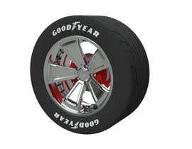 nº 27 pour Deign Wheels for 1959 corvette par Drafttech