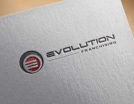 nº 109 pour Logo For Consulting Firm - EVOLUTION FRANCHISING par eowen333