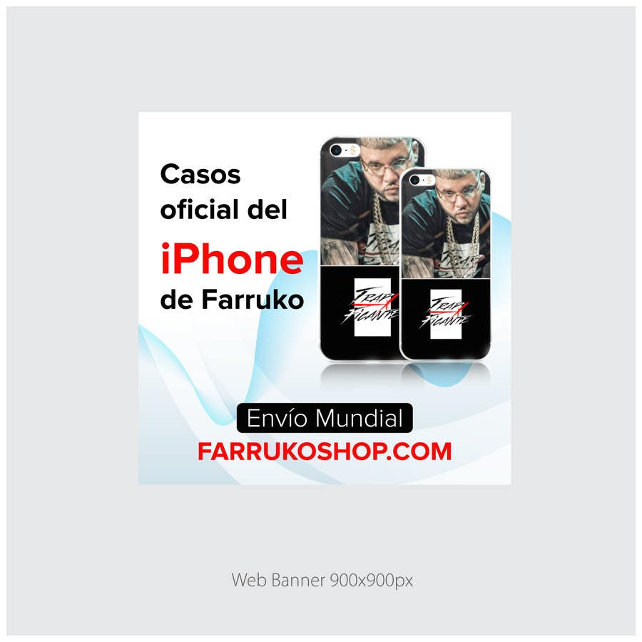 Proposition n°29 du concours Design banner for iPhone