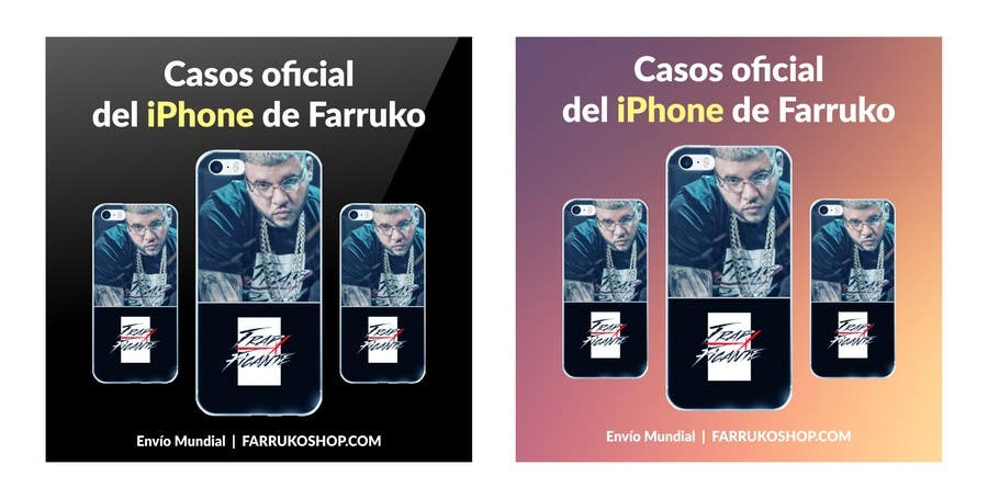 Proposition n°14 du concours Design banner for iPhone