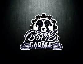 nº 48 pour Logo for BorisGarage par namunamu