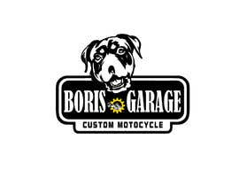 nº 2 pour Logo for BorisGarage par zenlix