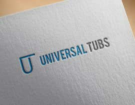 #86 for Design a Logo for Universal Tubs by MoutazTAZ