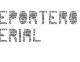 #9 para Renovación logo de Reportero Serial de GalePancake