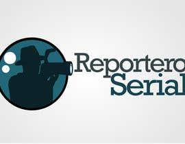#7 para Renovación logo de Reportero Serial de CiroDavid
