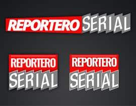 #10 para Renovación logo de Reportero Serial de theleandrog