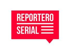 #8 para Renovación logo de Reportero Serial de lolodunne