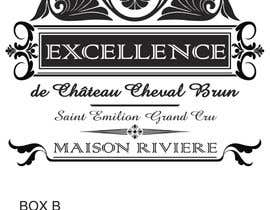 #29 for Print & Packaging Design for Excellence Bordeaux Wine af scyan