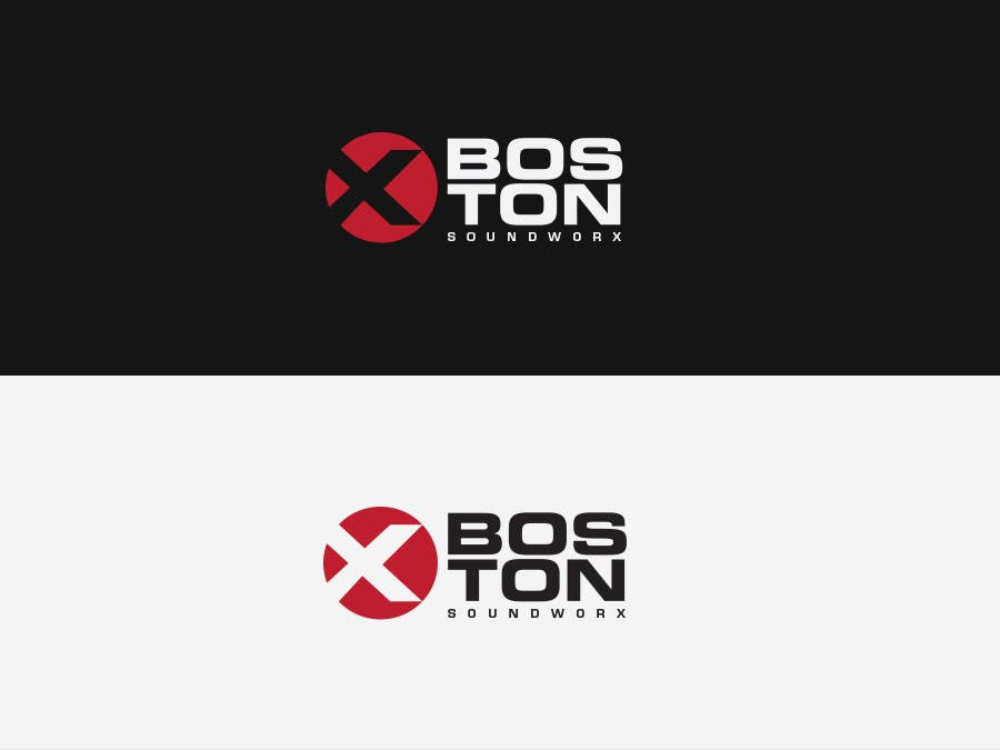 Конкурсная заявка №27 для Amazing Logo Design Needed for Boston Soundworx