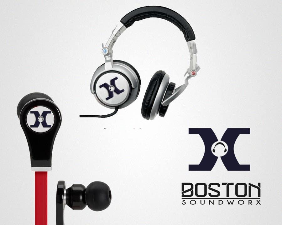 Конкурсная заявка №48 для Amazing Logo Design Needed for Boston Soundworx