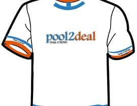 #13 para T-shirt Design for pool2deal.com de AshikAssis