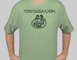#19 para T-shirt Design for pool2deal.com de nnmshm123