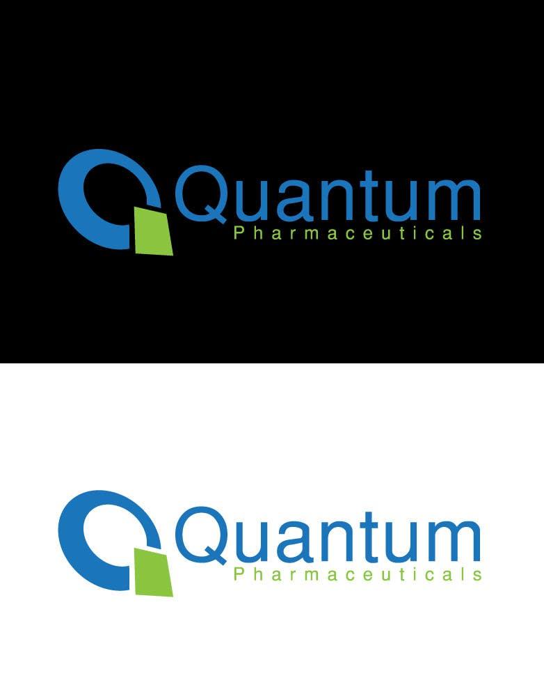 Penyertaan Peraduan #84 untuk Logo Design for Quantum Pharmaceuticals