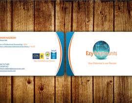 Nro 72 kilpailuun Design some Business Cards for an Accountant käyttäjältä aminur33