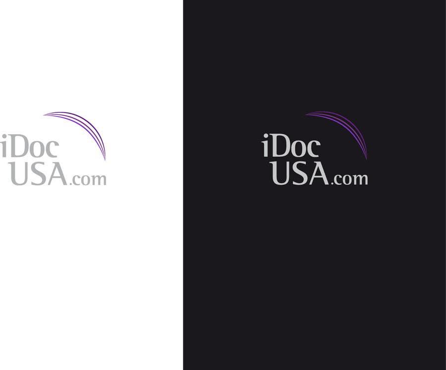 Konkurrenceindlæg #                                        14                                      for                                         Logo Design for iDocUSA.com