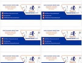 Nro 20 kilpailuun Re-design Visit Cards käyttäjältä pinglive2014