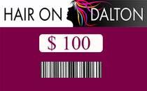 Graphic Design Zgłoszenie na Konkurs #4 do konkursu o nazwie Stationery Design for HAIR ON DALTON