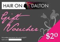 Graphic Design Конкурсная работа №41 для Stationery Design for HAIR ON DALTON
