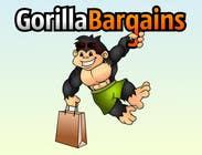 Logo Design Contest Entry #30 for Logo Design for Gorilla Bargains