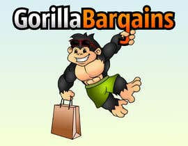 #30 cho Logo Design for Gorilla Bargains bởi GreenAndWhite